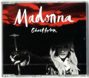 GHOSTTOWN - GERMANY 2 TRACK MAXI CD SINGLE